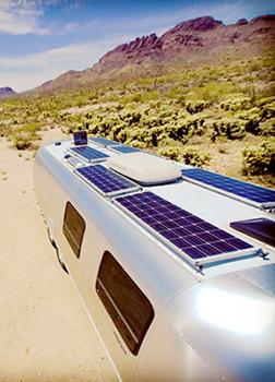 rv genset solar