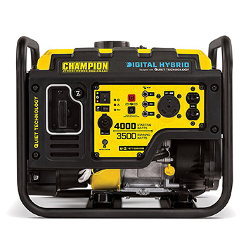 Champion Power Equipment 100302 3500W Digital Hybrid Portable Generator Review