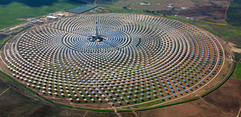 largest solar power plant