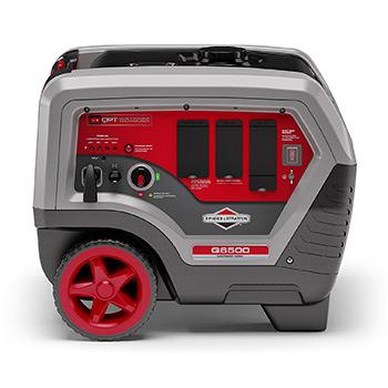 Briggs & Stratton Q6500 portable generator