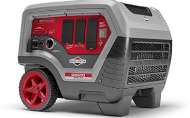 Briggs & Stratton Q6500 portable inverter generator
