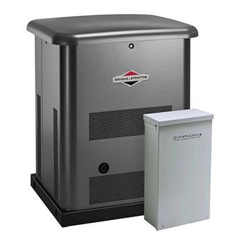 Briggs & Stratton 10kW standby home generator