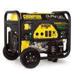 Champion 10,000 watt generator
