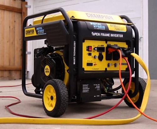 best 7500 watt generators