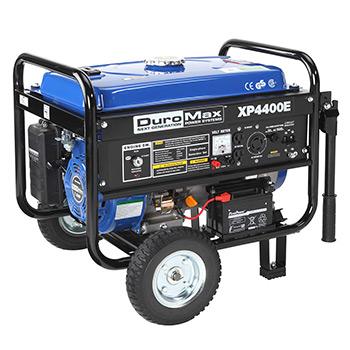 DuroMax XP4400E Gas Powered Portable Generator