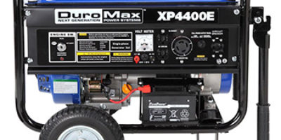 DuroMax XP4400E portable generator review