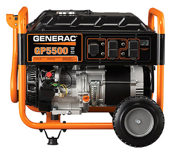 Generac 5939 Portable Generator Review