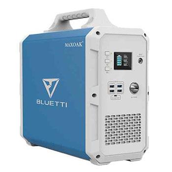MAXOAK Bluetti EB240 Portable Solar Generator