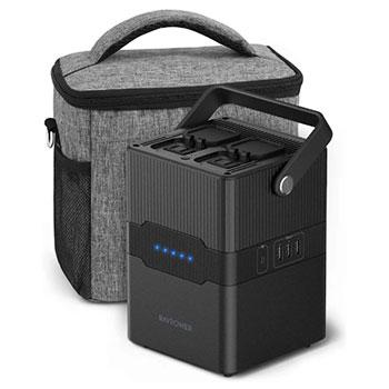 RAVPower 252.7 Portable Solar Battery