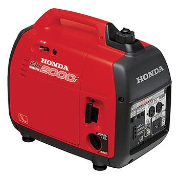 Honda EU2000i Inverter Generator Review - Generator MagGenerator Mag