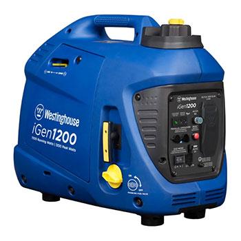 Westinghouse iGen1200 portable generator