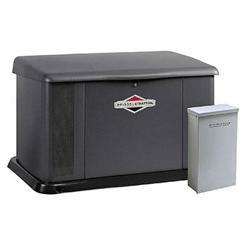 Briggs & Stratton 20,000 watt home backup standby generator