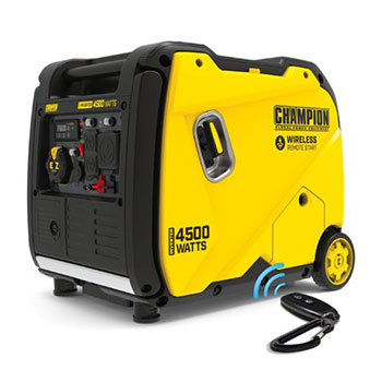 Champion Power Equipment 200987 Review