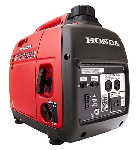 Honda EU2000i Inverter Generator Review