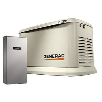 Generac 22kW best whole house generator