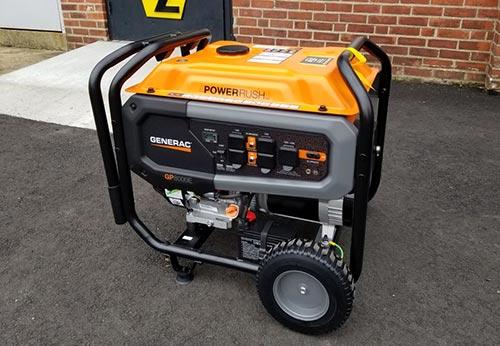 heavy duty 10,000 watt generator