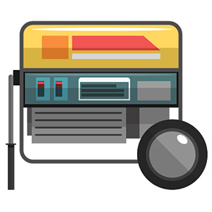 wattage of generators
