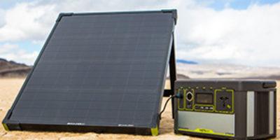 Best Solar Generator Reviews 2019 - Guide & Chart